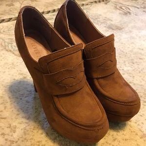 Brown 5 Inch Heels